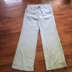 Pilcro and the Letterpress wide leg pants